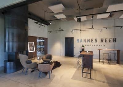 Beton im Weingut – Hannes Reeh