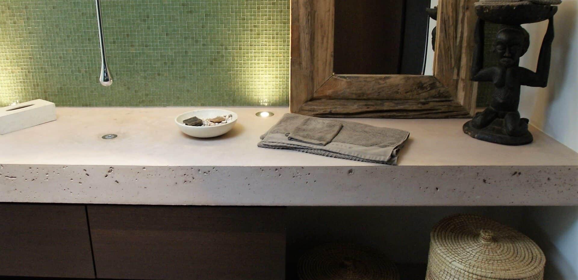 Betontisch Pastarro Designmöbel aus Beton