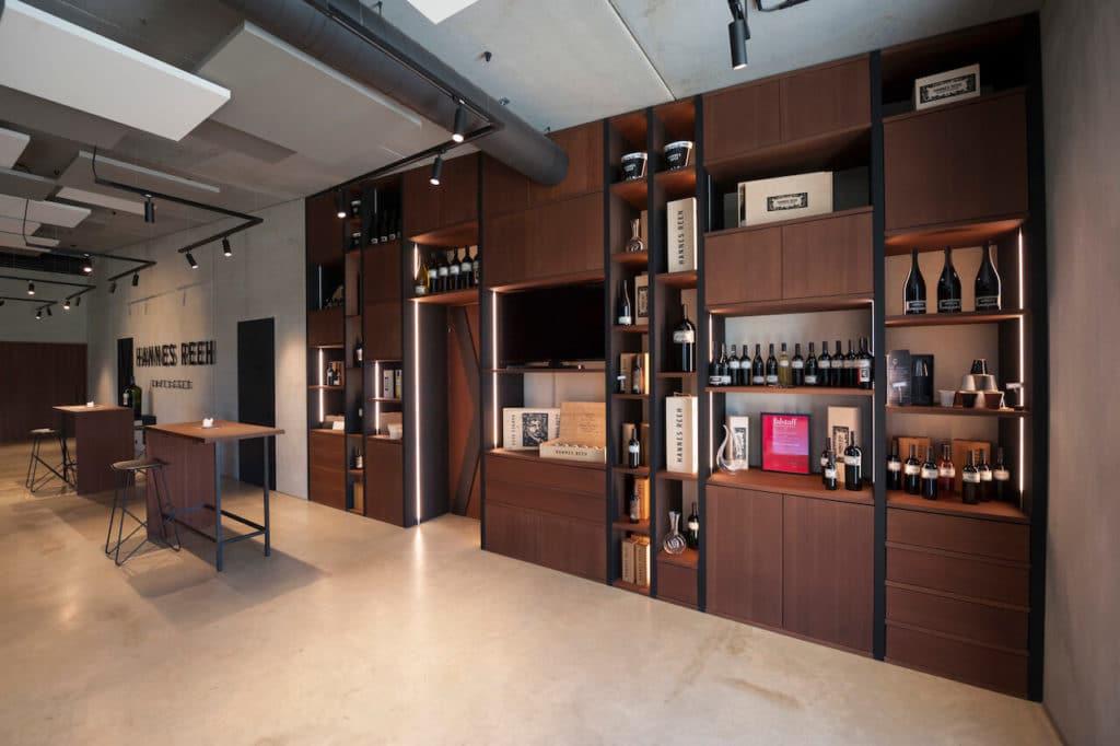 Weingut Reeh mit Sichtbetonböden von Wohnbeton