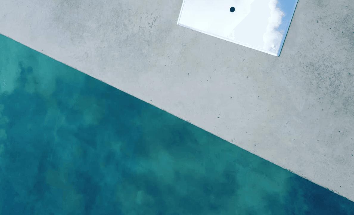 Wohnbeton Swimmingpool